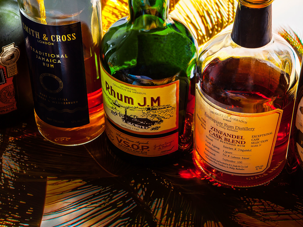 A Guide to the Best Sipping Rums Under $50