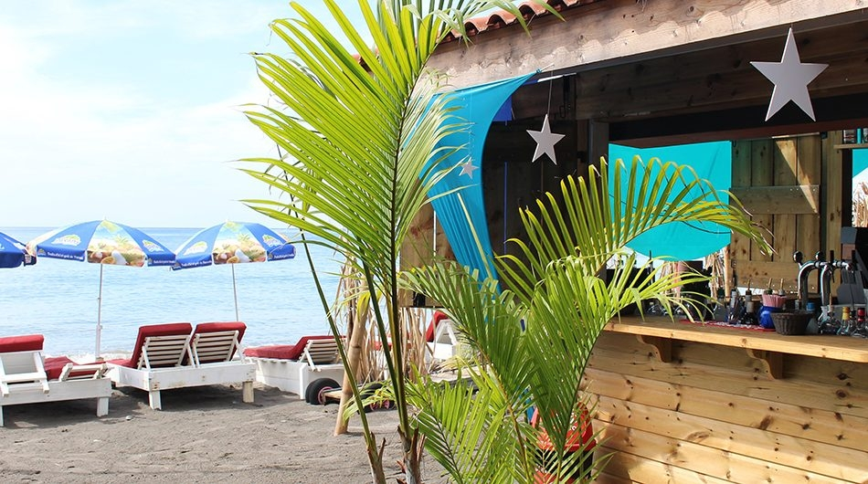 The Caribbean's Best Beach Rum Bar