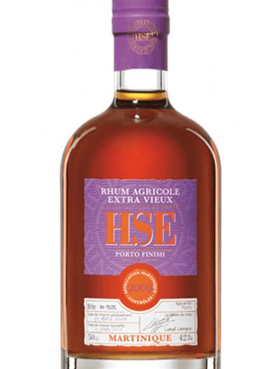 Rum Journal: HSE Porto Finish