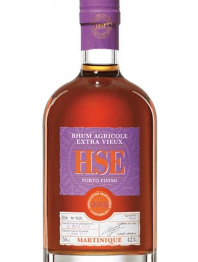Rum Journal: HSE Porto Finish