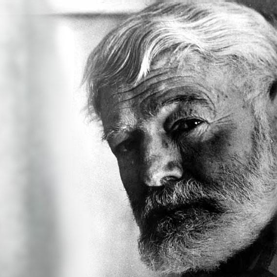 """Classic """"Hemingway"""""""