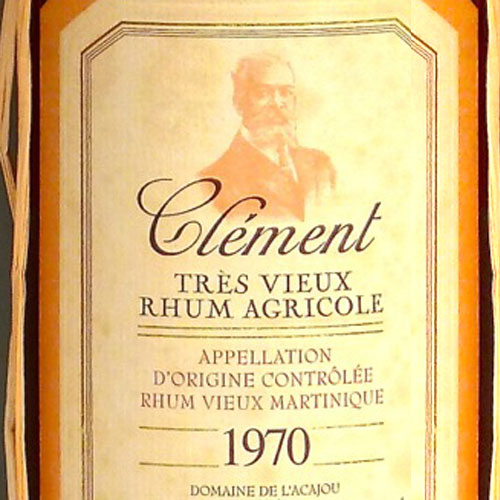 Clément 1970 | Rum Gallery | Dave Russell