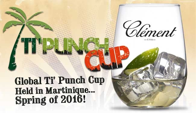 Clément Ti'Punch Cup 2015 – New Deadline