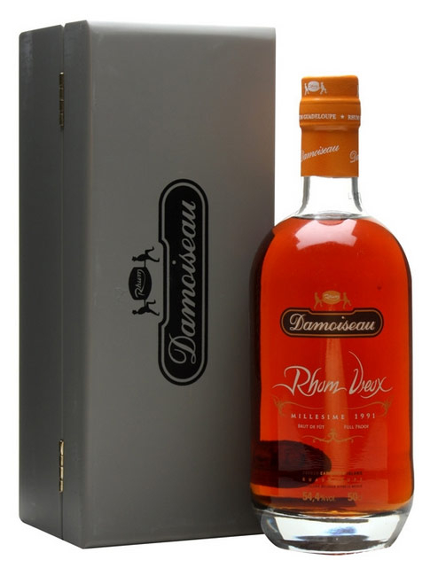 Rum Journal: Tasting a Guadeloupe Rhum From 1991