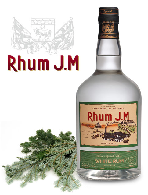 Rhum JM – Holiday Cocktail Class from Bar Dupont