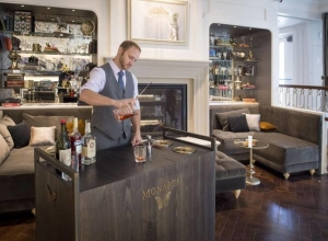 West Plaza's classy, innovative new Monarch Cocktail Bar