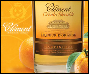 Product Monday's:Rhum Clement Creole Shrubb Liqueur d 'Orange